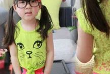 Girl Clothing ~ Tee Collection