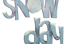 Sníh...snow