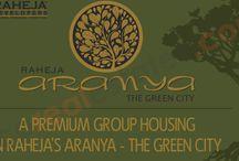 Raheja Aranya City Plots Gurgaon