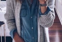 Dusters/Cardigans