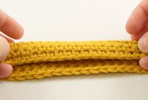 Crochet Tips & Easy First Projects / Crochet Tips and easy first project for beginning crocheters
