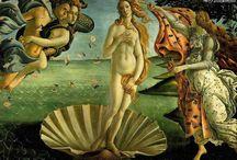Ea: Sandro Botticelli / Sandro Botticelli, vero nome Alessandro di Mariano di Vanni Filipepi (Firenze, 1º marzo 1445 – Firenze, 17 maggio 1510)