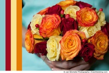 Wedding Color Ideas / Simple, pretty, wedding color ideas, schemes and combinations / by Simple Big Day