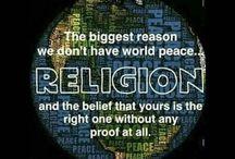 Really?Religion!