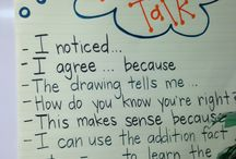 Math Talk / by Pamela Davis