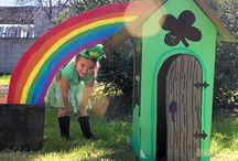 Holidays - Saint Patrick's / St. Patrick's Day Ideas: All things lucky - just follow the rainbow! / by Spotted Canary
