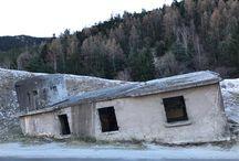 Maison penchée à Modane