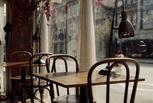 Coffee Shop Style / by Mudlark London
