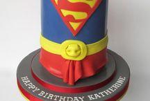 Cakes - Superhero
