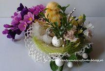 CHRISTMAS DECORATIONS Christmas, Easter / Boże Narodzenie, Wielkanoc- moje prace