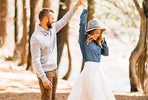 Focení na svatbu