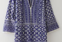 Tunic & Kaftan / all about Moroccan, Turkish, Indian inspired tunic and kaftan