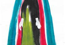 personal fashion illustrations series_