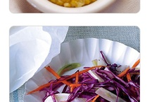 foodies - sides / by Jenn Roth