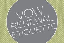 vow renewal / by Amanda LaBate