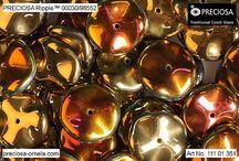 Korálky - Ripple beads