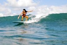 *surfing*