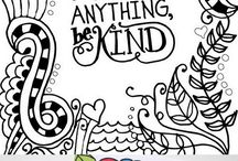 Coloring Pages / Free printable coloring pages for adults