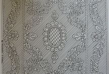 french boutis pattern