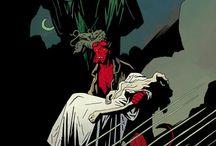 +Mike Mignola - Hellboy