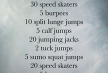 Dancers legs / Amazing quick workout
