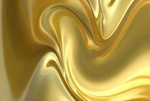 золотой / цветосочетание