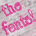 Fonts / by Ashley Nichols