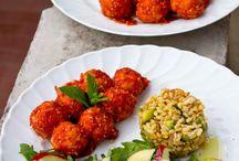 Ricette vegetariane! / Salutari e genuine Ricette mix
