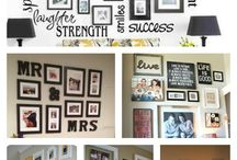 Picture walls / by Laura Howard