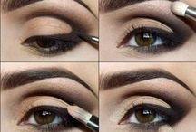 Make Up - Inspirations / Maquiagens sociais e de moda