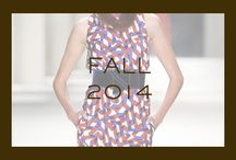 Carolina Herrera Fall 2014 / Carolina Herrera Fall 2014 Collection  / by Carolina Herrera