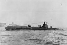 HMS Safari / World War 2 submarine that my father Albert Edward Purbrick served on.