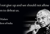 Quotes for the day / We will give you a quotes from the well known successful person worldwide.