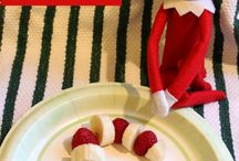 Elf on a shelf ideas!  / by Keshia White Photography