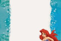 Party ideas ( Little Mermaid )