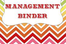 Home Management Binder Free Printables