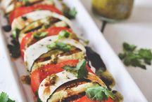 μοτσαρελα ντομάτα