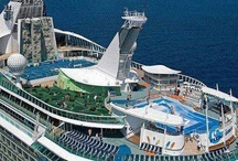 Cool cruises / Photos of cruise ships, images from on board and destinations/excursions.