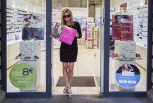 """Elena Barolo """"Fashion 4 You"""" - Bologna / Il diario di una giornata all'insegna dello stile: la nostra @ElenaBarolo è stata la personal shopper di alcuni fortunatissimi bolognesi, ospiti nel nostro store di Corso Indipendenza. #Fashion4you #SVshopping"""