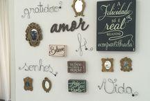 Decoração / Como decorar sua parede