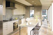 Home Interior - Kitchen