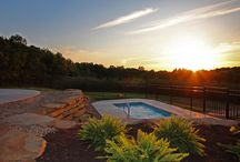 Luxury Cabins in Ohio / View the beautiful outdoors in these luxury cabins featured in Ohio!