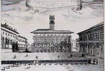 Antiche vedute della città di Bologna