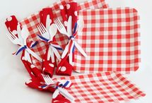 Holiday Ideas - Summer / Crafts and ideas that cover Father's Day, 4th of July as well as fireworks and picnics