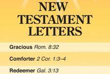 Bible - God Attributes