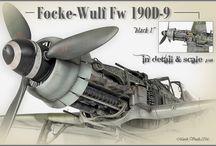 """FOCKE-WULF FW 190D-9 """"DORA 1"""" FROM FIESELER"""