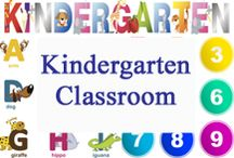 Kindergarten Classroom / Kindergarten Classroom curated for elementary teachers by www.treetopsecret.com.  Please visit my blog for more ideas to help you and your students, Veronica at TreeTop. / by Tree Top Secret Education