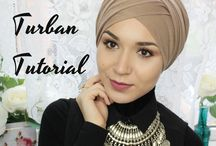 Turban tutoriale