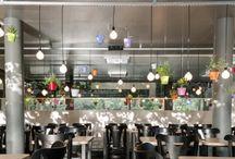Restaurantes e Cafés/ Restaurants and Coffee Shops