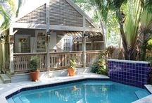 Bahama Dreaming / Beautiful 3 bedroom, 2 bath Conch cottage with private pool,  ideally located in the center of Old Town Key West. Don't miss out on this beautiful Key West classic! http://www.athomekeywest.com/vacation-rentals/properties/bahama-dreaming/ Call 888-374-0801 for more info.